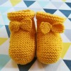 Chaussons Lucienne 6 mois