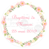 mise en situation magnet bapteme by magnetyourlife