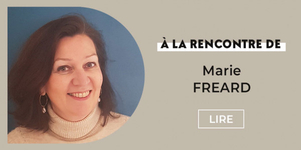Rencontre #6 : Marie Freard de By Archangelo