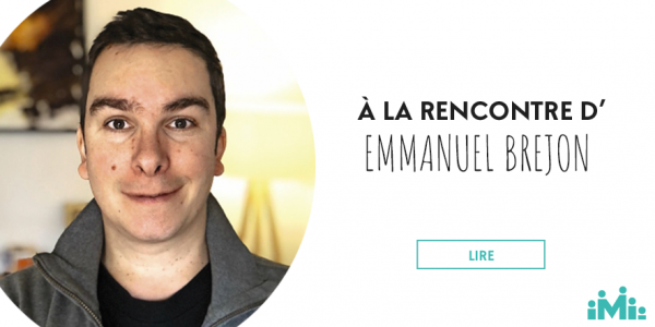 RENCONTRE #18 : EMMANUEL BREJON, MA BOUTIQUE CATHO